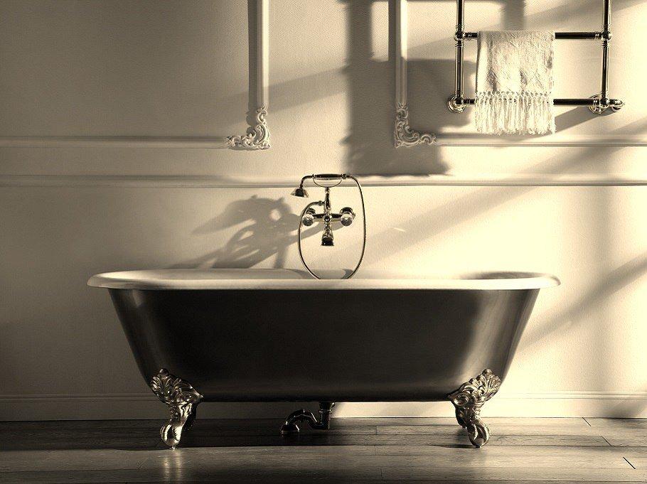 недостатки чугунных ванн
